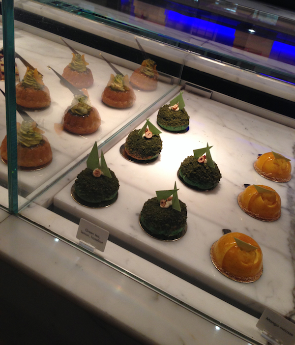 Yauatcha treats