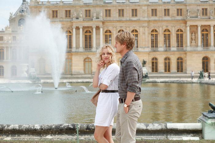 Midnight In Paris The Wardrobe Feather Factor