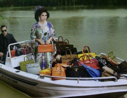Too much Hermes...or not enough? It's all relative!