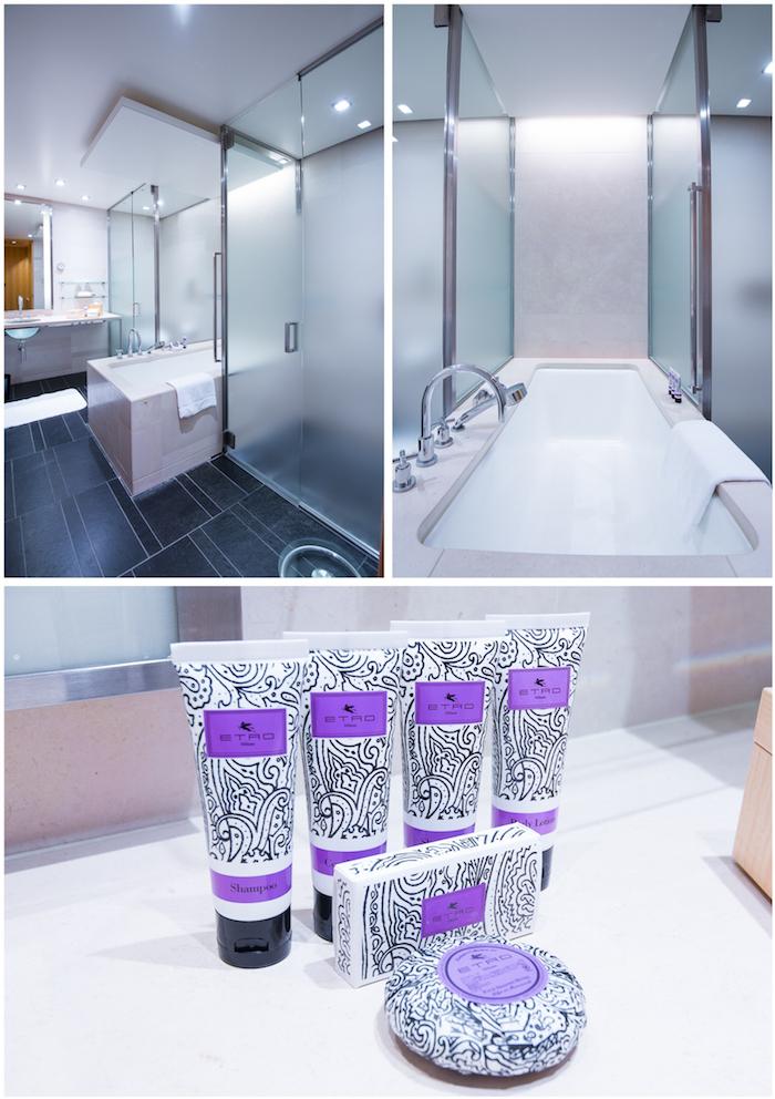 Four Seasons Tokyo Bathroom