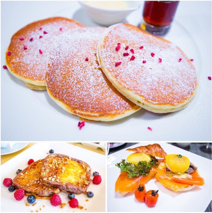 Four Seasons Tokyo Breakfast
