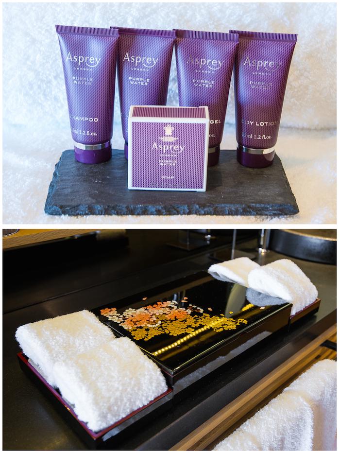 Ritz Carlton Kyoto Bathroom Details