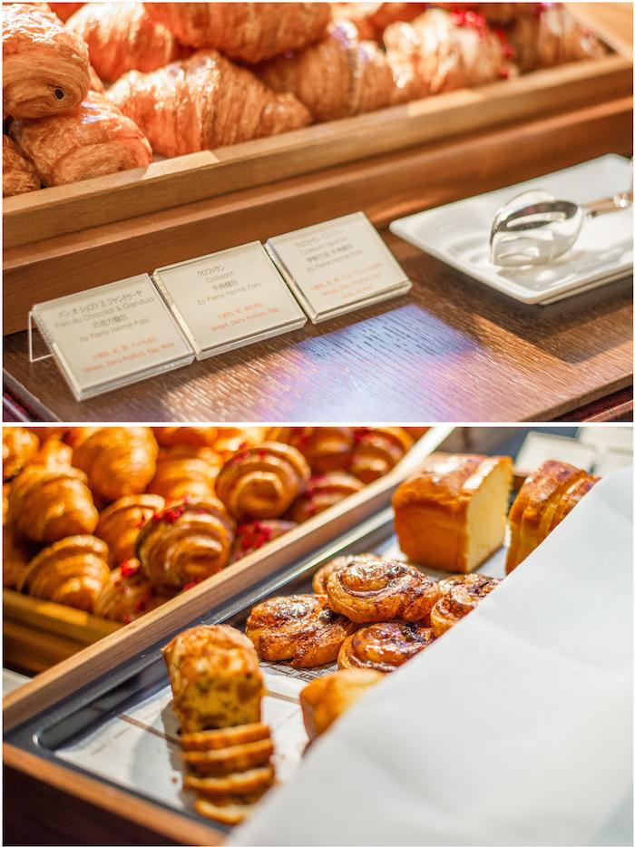 Ritz Carlton Kyoto Breakfast Pierre Herme