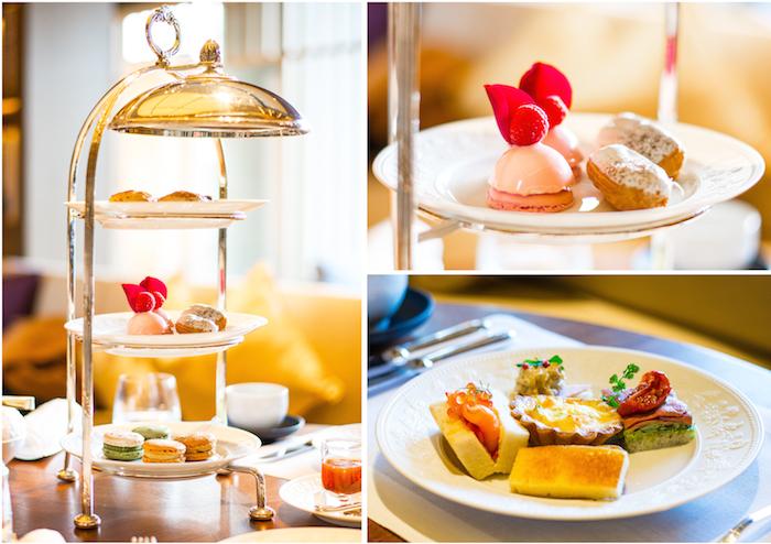 Ritz Carlton Kyoto Pierre Herme Afternoon Tea