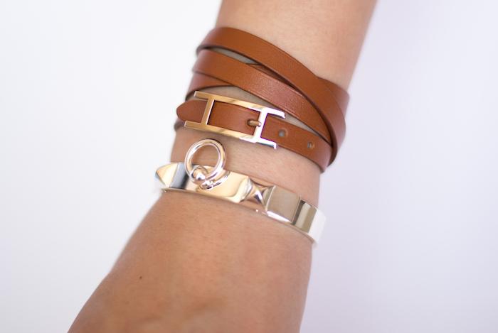 Hermes Hapi CDC Bracelet