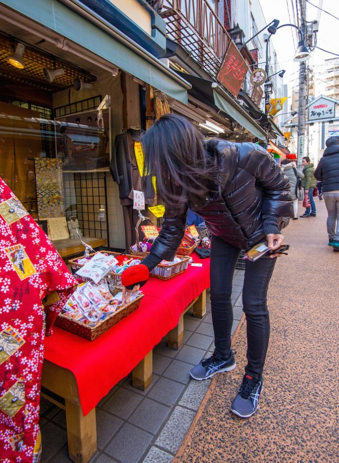 Shopping-Around