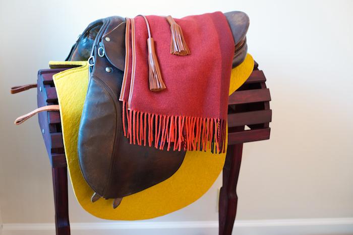 Hermes Rocabar Saddle