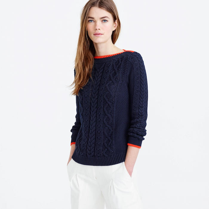 J.Crew, $66 with code SHOPSALE