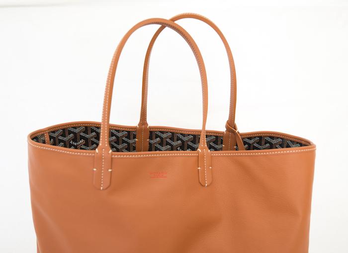 Goyard Anjou Leather Out