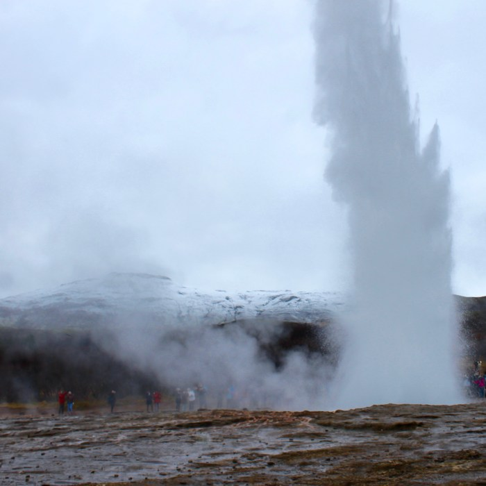 Geysir, Haukadalsvegur, Iceland