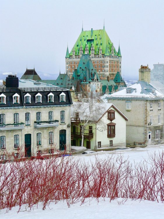 Visiting Quebec for Carnaval: Winter Travel Tips | Feather & Flint
