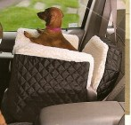 Pampered pet car seat