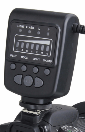 Easy DSLR Ring Flash Light