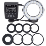 Easy DSLR Ring Flash Light