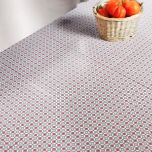 Red Stars Vinyl Floor Tiles