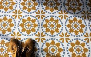 Sorzano Vinyl Floor Tiles