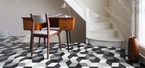 Cubes Vinyl flooring