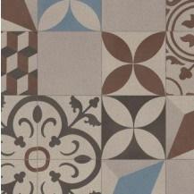 Fez Dark Sheet Vinyl Flooring