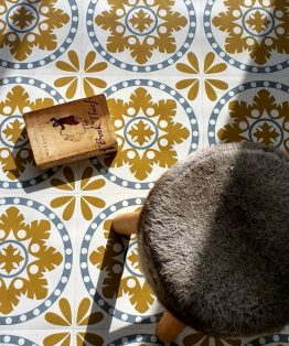 Sorzano Vinyl Floor Tiles