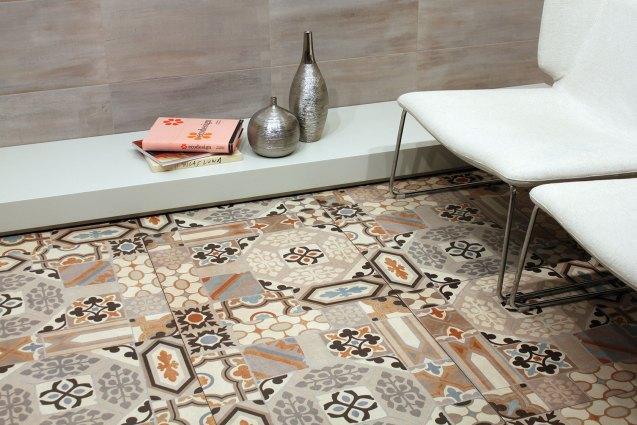 Parisien Cicogres Floor Tile