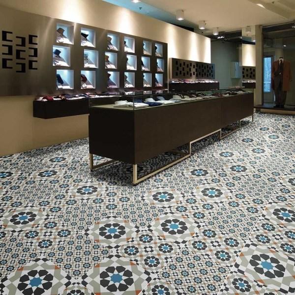 Morocco Floor Tiles