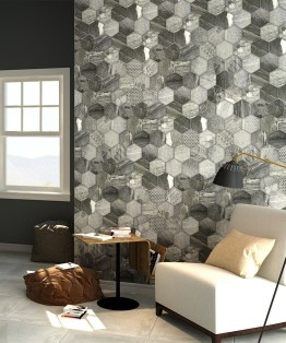 Octet Stone Porcelain Tiles