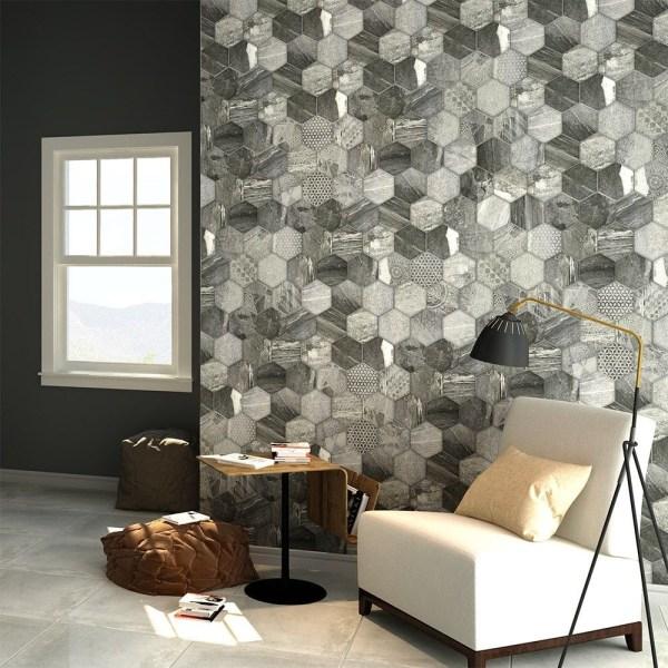 Octet Stone Porcelain Tiles