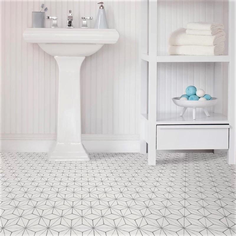 Kikko Floorpops Vinyl Floor Tiles, Bathroom Vinyl Tiles Uk