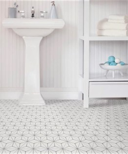 Kikko Vinyl Floor Tiles