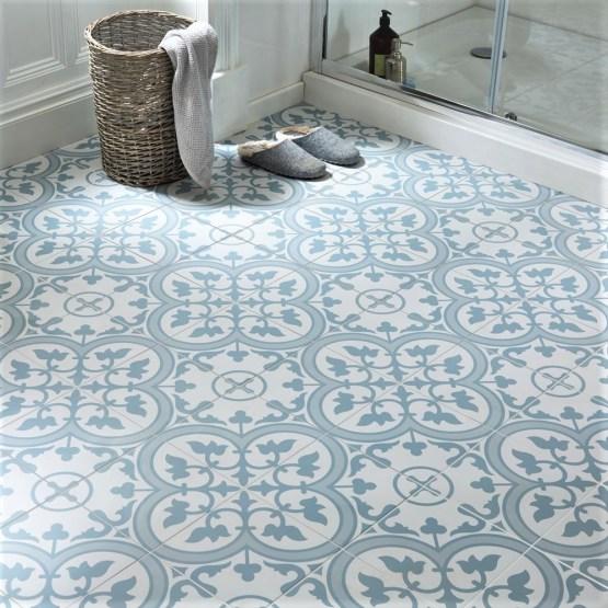 Blore Powder Ceramic Floor Tiles