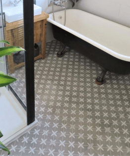Compass Grey Ceramic Tiles