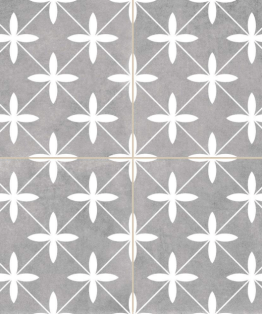 Compass Grey Ceramic Tiles