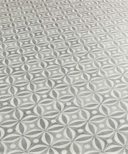 Mid Century Quartz Sheet Vinyl Flooring