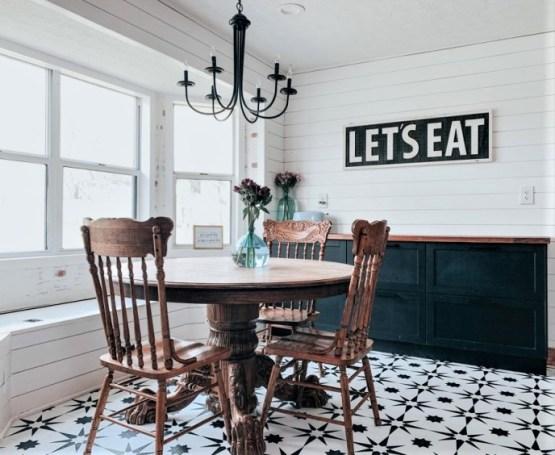 budget kitchen flooring