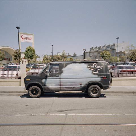 California vans Joe Stevens photography