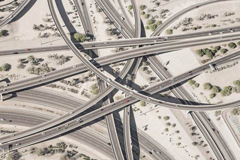 aerial photographs texas highways of peter andrew