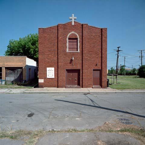 Kevin Bauman photography small churches