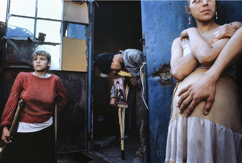 Gypsies Tomasz-Tomaszewski photography