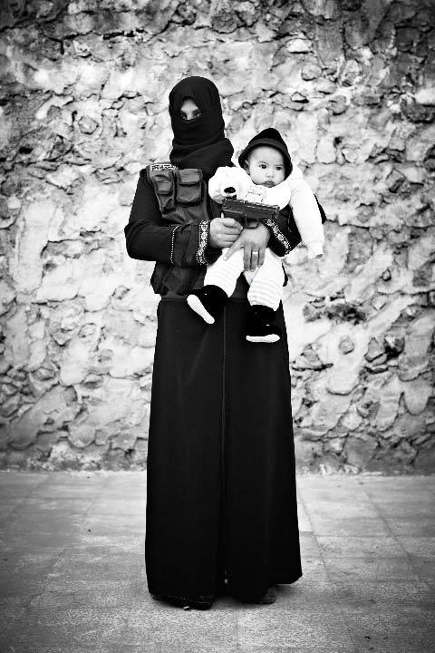 Syrian Woman Turned Revolutionary