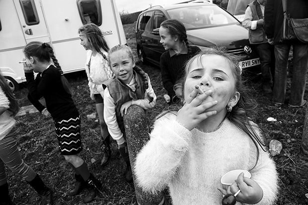 A Rare and Intimate Look at the Lives of Irish Traveller Children - Feature Shoot