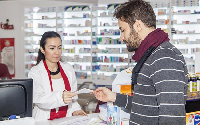 cliente de farmácia