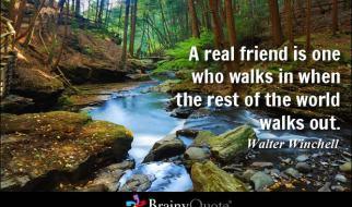 true friend - sahabat sejati dalam hidup