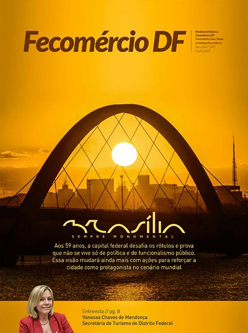 Revista Fecomércio | Abril | 2019