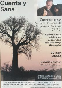 CUETÁBILE, evento en favor de FECS