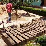 Comienzan las obras de una nueva aula en Saint Joseph