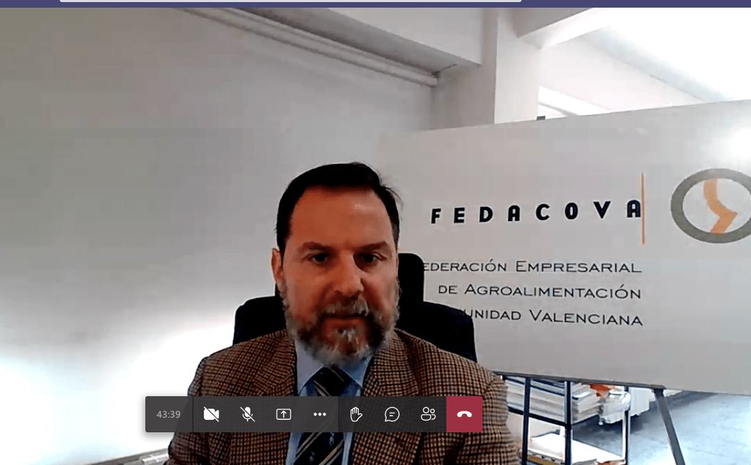 FEDACOVA celebra la jornada «Sostenibilidad y Economía Circular en el ámbito agroalimentario»