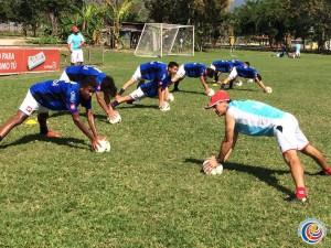 CRC entrenamiento