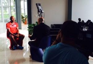 Entrevista con Univision 26 mayo 2015 (2)