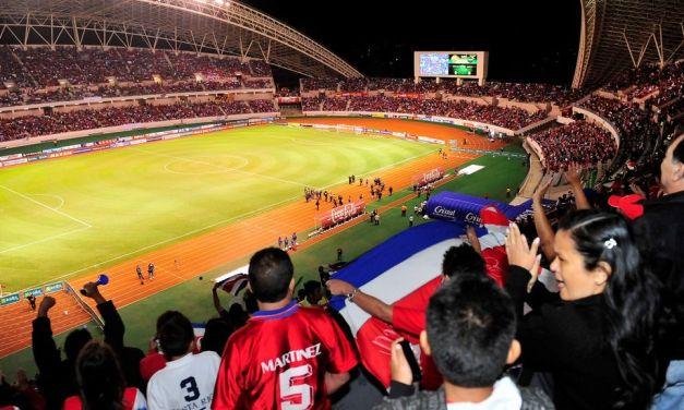 Jugaremos a estadio lleno, ¡Gracias Costa Rica!