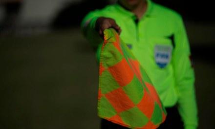 Designaciones arbitrales fecha 10 de Primera División